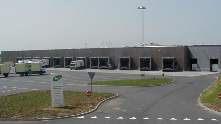 Arla Foods amba - Christiansfeld, Sydjylland