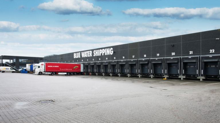 Blue Water Shipping A/S - Greve, Sjælland
