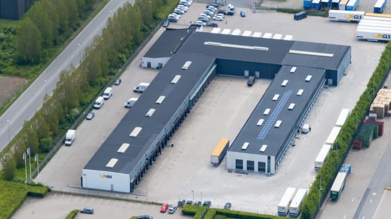 GLS - Taastrup, Sjælland