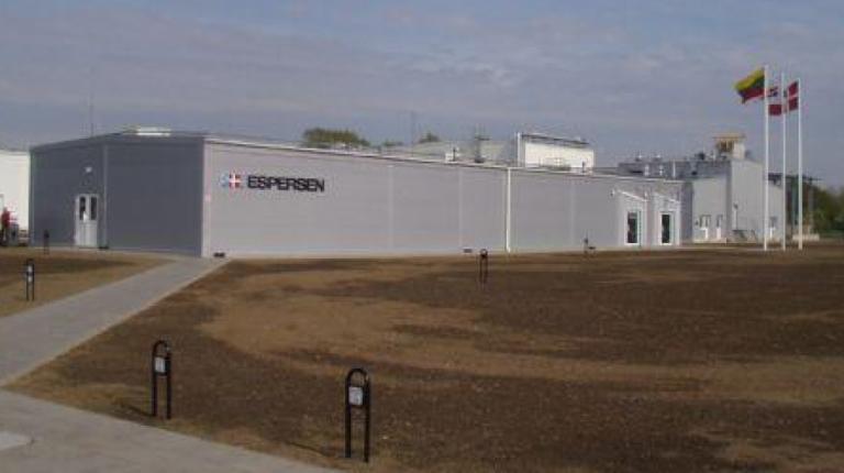 UAB Espersen - Litauen, Udland