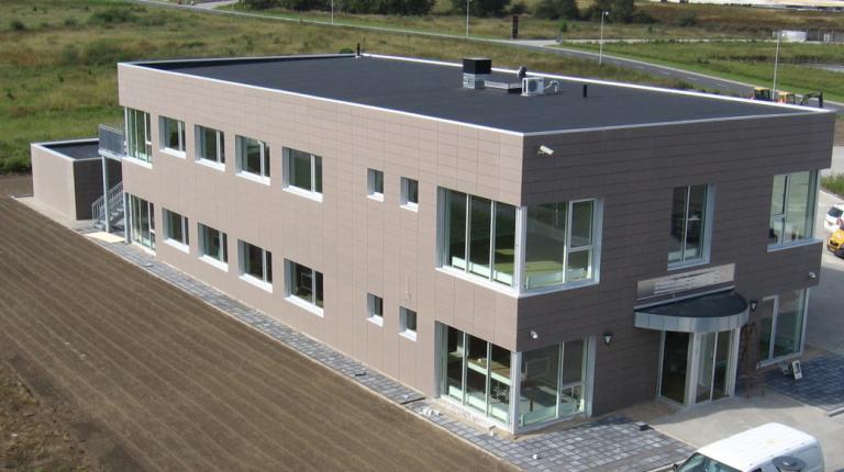 Ejendomsaktieselskabet Hjulmagervej 8, Vejle og Jyske Bank - Padborg, Sydjylland