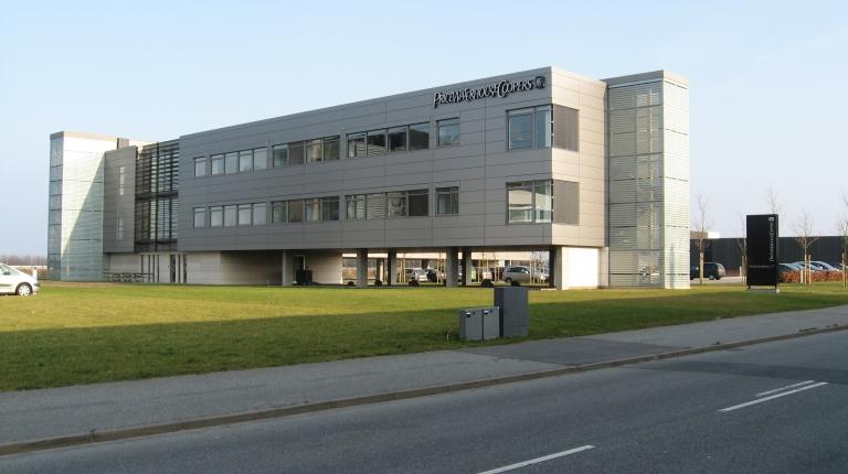 PWC - Fredericia , Sydjylland