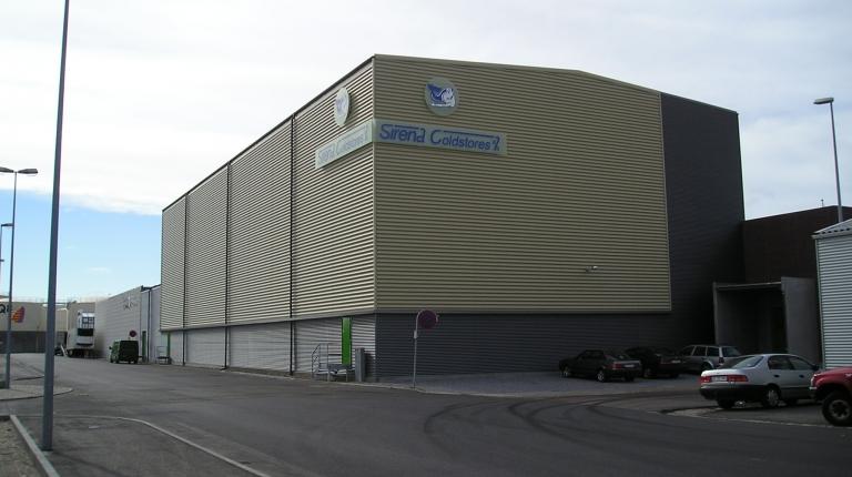 Sirena Coldstores A/S - Esbjerg, Sydjylland