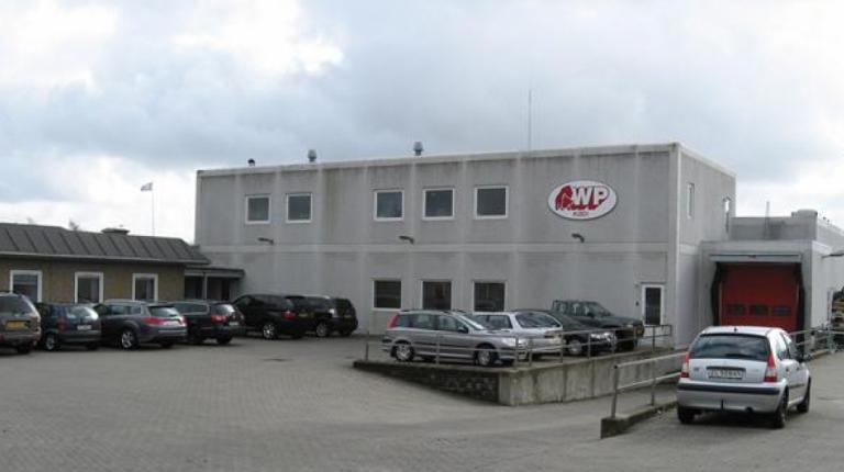 WP Kød A/S - Roskilde, Sjælland