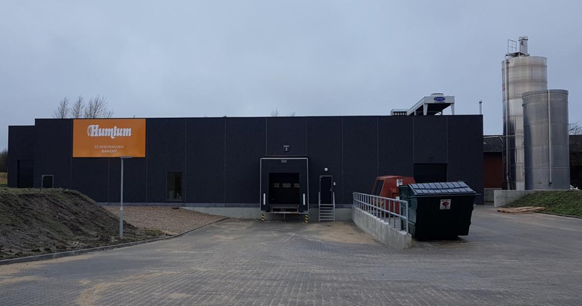 Humlum Brød - Hjerm, Midtjylland