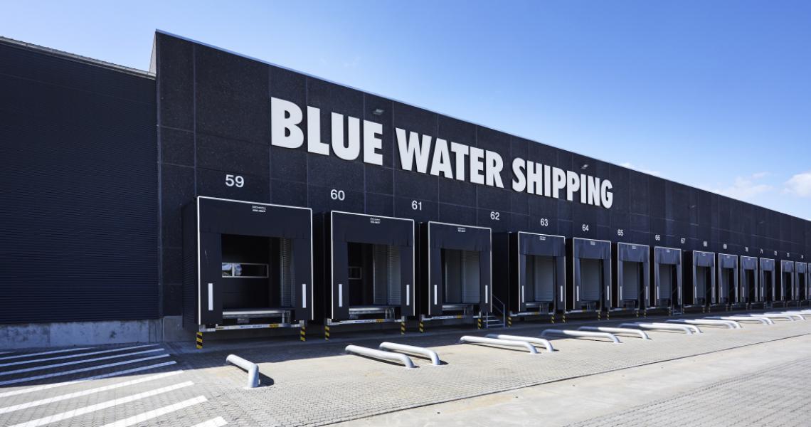 Blue Water Shipping a/s - Taulov, Sydjylland