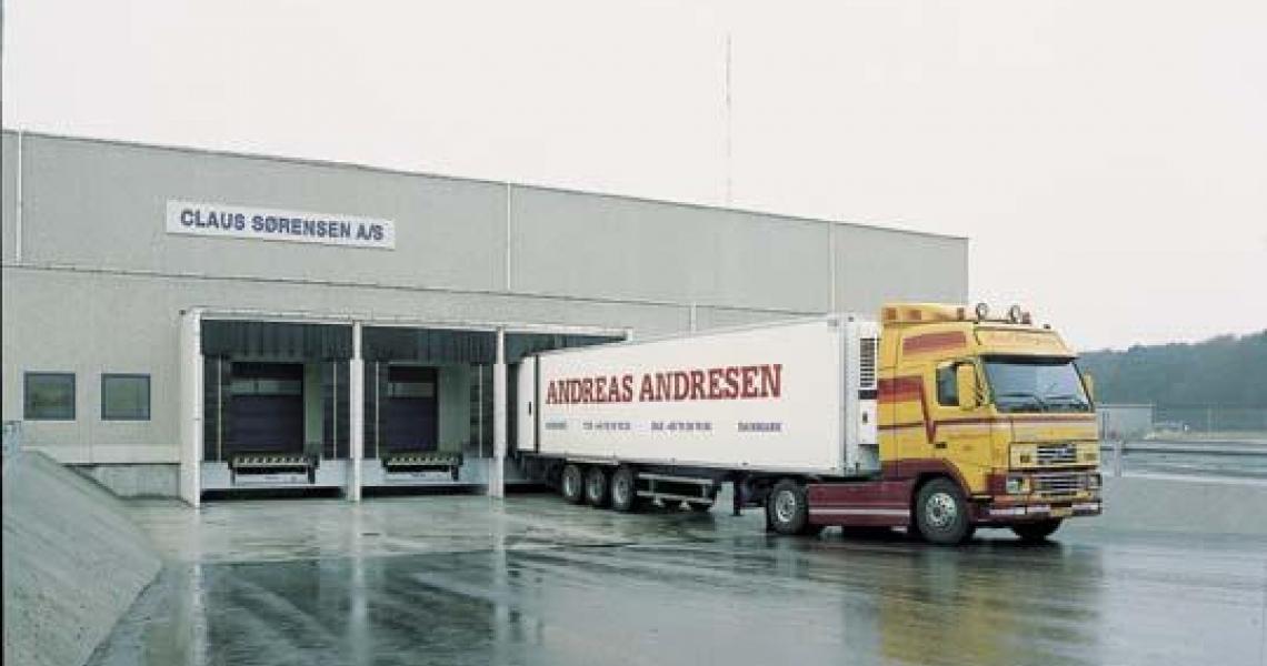 Claus Sørensen A/S - Esbjerg, Sydjylland