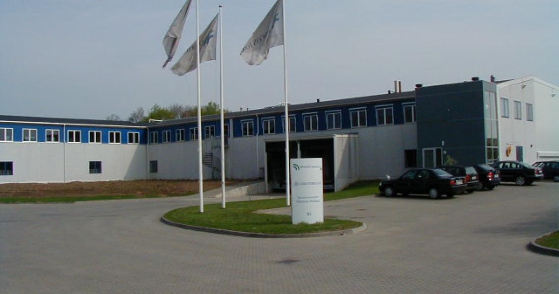 Cold Stores a/s, Haderslev / Dencon Foods - Haderslev, Sydjylland