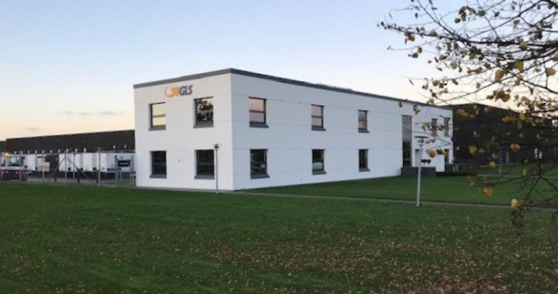 GLS - Kolding, Sydjylland