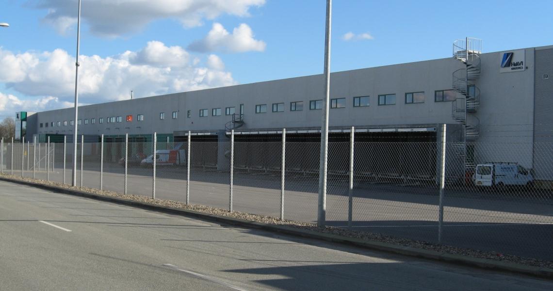 Gateway E45 / Havi Logistics - Vejle, Sydjylland