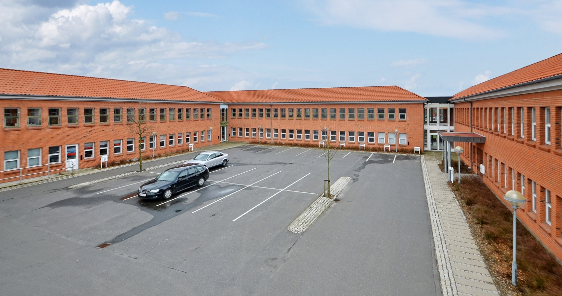Ejendomsaktieselskabet Hjulmagervej 8, Vejle - Vejle, Sydjylland