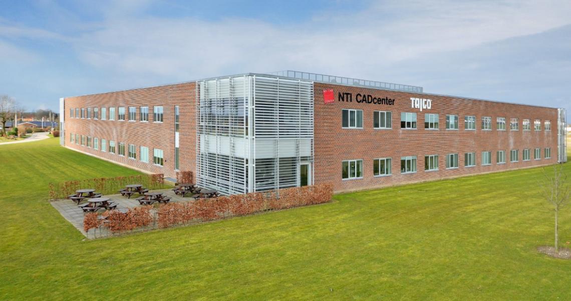 Ejendomsselskabet Ajcon A/S - Vejle, Sydjylland