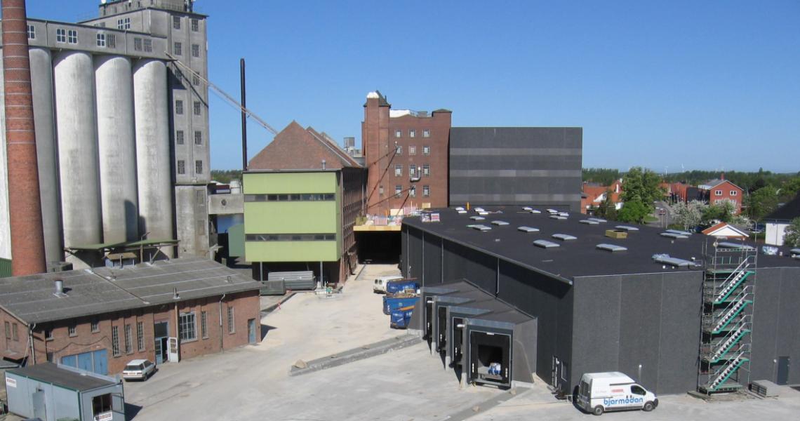 Nakskov Mill Foods A/S - Nakskov , Sjælland