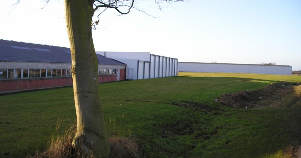 Nørre Snede Frysehus - Nørre Snede, Midtjylland