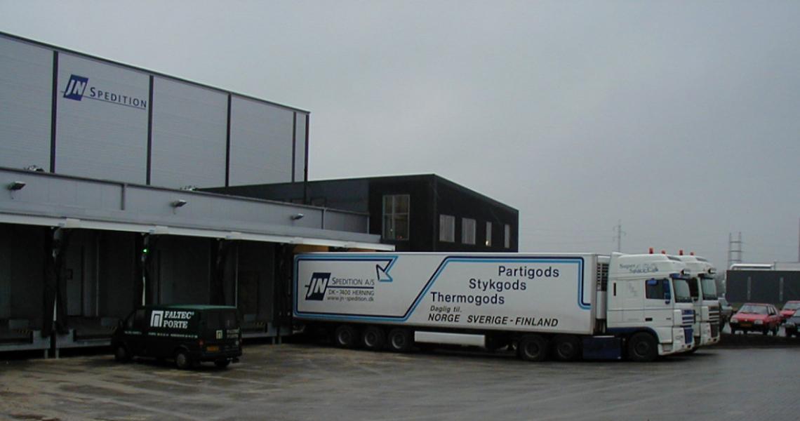 JN Spedition, Herning - Herning, Midtjylland